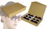 Cool Exotic Style Best Popular Custom Sunglasses Box Wedding Souvenirs 2014