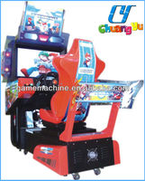 Arcade simulator racing games machine Mario racing 2