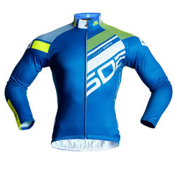 pro team pro club 3D anatomical cutting high workmanship 2XS-5XL sublimation blue mountain jersey cycling