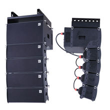 Mini pro sistema activo line array audio indoor sonido ( W - 25 y W - 208P )