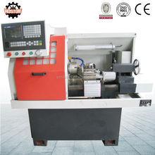 Hoston brand china horizontal mini cnc turning lathe machine