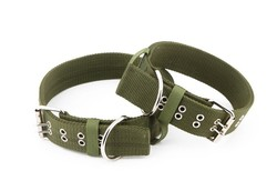 2015 Best Price Dogs Products From China Duarble Pet Collar Nylon
