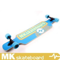 MK Skateboard 8 ply canadian maple factory longboard
