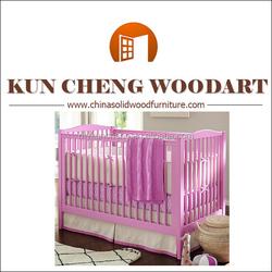 BABY GIRLS PERSONALISED COT STICKER - NURSERY ROOM BOY - KIDS - BEDROOM OR COT