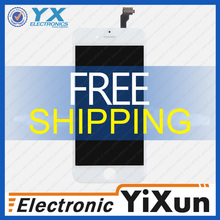 Free shipping!!!retina screen glass for apple iphone 6, for apple iphone 6g IPS replacement lcd touch