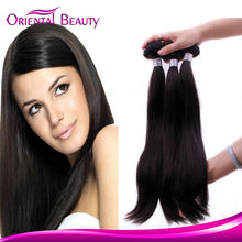 Superior Service Fashionable No Chemical Process 100% Human Comb Electric Straight Raw Indian Hair