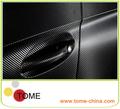 de carbono 3d cuerpo etiqueta de hecho en china