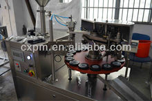 Guangzhou semi-automatic filling & sealing device for aluminum tubes