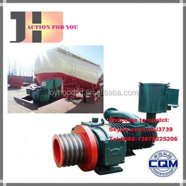 Cbm oil free concrete mixer truck air compressor