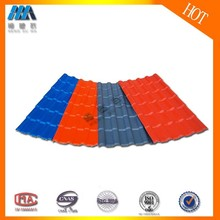Top products hot selling residential roofing/Roman roof tile /panel roof