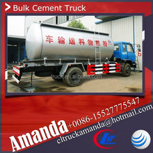 Dongfeng 4*2 190hp heavy duty dry bulk cement transport 16cbm bulk cement transport truck, bulk cement transporters