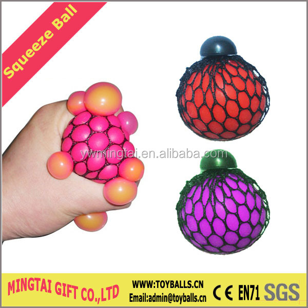 Mesh Squishy Ball - Buy Mesh Squishy Ball,Mesh Squish Ball,Plastic Ball Product on Alibaba.com