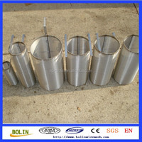 400 micron 304 stainless steel 5gl bucket filter / strainer(Factory)