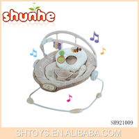 High quality electric baby rocking chair with music
