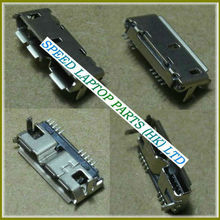 Replacement for Netbook Tablet PC Mobile Micro3.0 USB prongs data is 5-pin interface plug end U093m