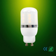 factory direct sale led lamp GU10 LED light 4w 360 degree 21SMD5050 led corn light with nice price used in indoor