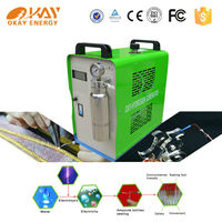 Top quanlity Okay Energy Factory Promotion Quanlified HHO Welding Machine Oxyhydrogen gas generator OH100