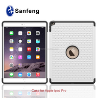 Wholesale alibaba silicone tablet case for Ipad pro 12.9 inch shockproof tablet cover