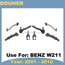 German car spare part suspension kit control arm ball joint use for BENZ W211