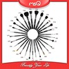 MSQ 29pcs Superior Soft Natural Hair Professional Makeup Brush