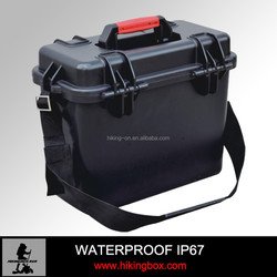 Plastic Protective Case and Equipment Case for Camera and Handgun HIKINGBOX