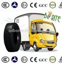 Heavy duty ruedas de camiones para la venta con tamaños 315/80r22.5 11r22.5 1200r20