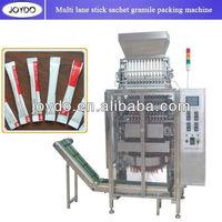 high speed granule sachet packing machine