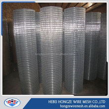 pvc coated or hot dipped galvanized welded wire mesh ISO9001 Manufacturer Anping China