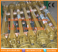 spline shaft and clutch Type Agricultural PTO shaft with CE Certificate for Rotocultivator