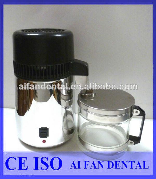 Aifan dentaires. table- top nouveau distillateur d'eau en acier inoxydable pour la clinique( ce a approuvé)