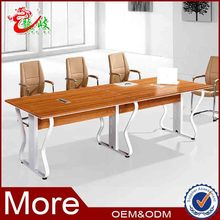 8 person modular meeting conference table specification M9010