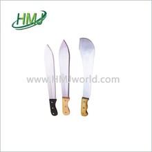 low price sugarcane machete cutlass knife
