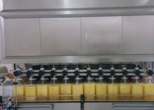 Cooking Oil Filling Machine / Edible Oil Production Line/Vegetable Oil