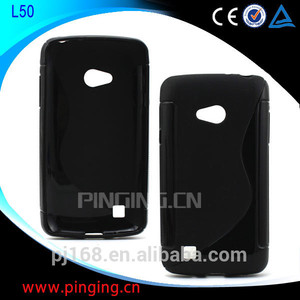 Wholesale S Line Soft Tpu Case for LG L50 Mobile Phone Cover
