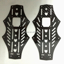 Corrosion-Resistant carbon fiber part used aircraft