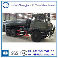 Dongfeng Big capacity DFS 180HP 6*6 Water Tank Truck, 6WD Water Sprayer, From Automobile Factory