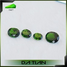 Alibaba unique design natural diopside in loose stone