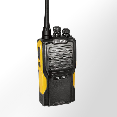 Most powerful two way radio