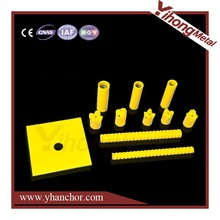 grouting hollow anchor nut and bolts