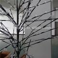 atacado cor branca led flor de cereja luz da árvore