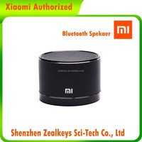Mobile Phone Tablet Perfect Support Classic Black Wireless Original Xiaomi bluetooth Speaker