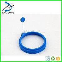 New design round shape silicone fried egg forms