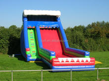 giant inflatable slide/ inflatable dry slide / cheap inflatable slides for sale