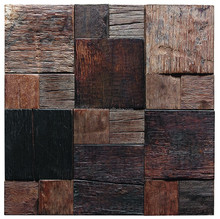 2015 new design old ship Wood wall panel sheet for decoration