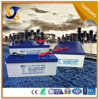 2015 sealed maintenance free dry battery 12v 150ah with price