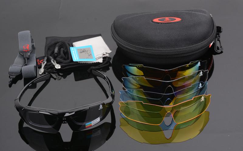 Goggle 5 QX100