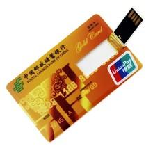 Plastic id card usb pen drive usb 2.0 best wholesale price usb flash drive