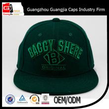 Wholesale Manufacture High Quality Plain Dyed Snapback Cap