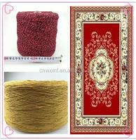 Ne 4s polyester cotton blended yarn for blanket