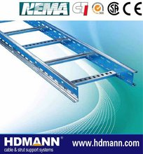 Colored cable ladder tray